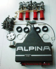 alpina a4 kit kl